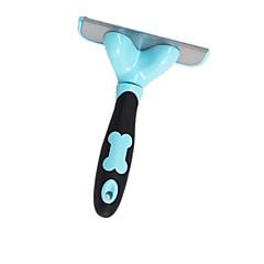 Gatto / Cane Toelettatura / Assistenza sanitaria / Pulizia Elastici Animali domestici Prodotti per toelettatura Casual Blu Plastica