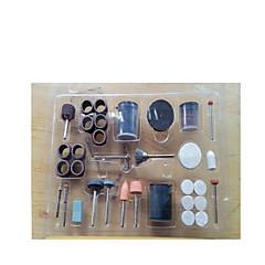 поделки 105 шт электрический шлифовальный и полировальный инструмент электрический шлифовальной головки костюма резки электрических