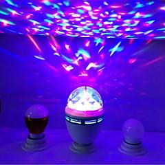 8.8cm כדור קסם האור מכונת בועות לייזר הבמה אור גדול בר אור הוביל 15.5 *