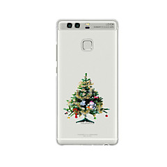 Na Wzór Kılıf Etui na tył Kılıf Święta Miękkie TPU na HuaweiHuawei P9 / Huawei P9 Lite / Huawei P9 Plus / Huawei P8 / Huawei P8 Lite /