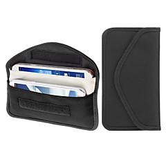 dearroad cep telefonu rf sinyal engelleyici / jammer anti-radyasyon kalkanı durum çantası çantası
