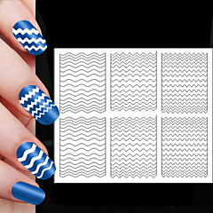 88PCS Different Sizes Professional Making Pattern Nail Art Tool #03