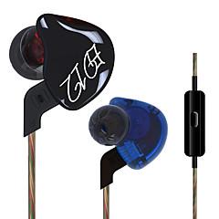 Neutralny wyrobów ED12-M Słuchawki dokanałoweForOdtwarzacz multimedialny / tablet Telefon komórkowy KomputerWithz mikrofonem DJ Radio FM