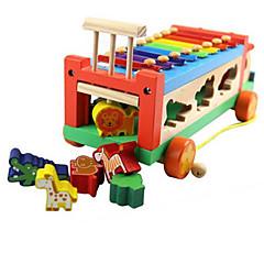 Educational Toy Novelty Rainbow Wood