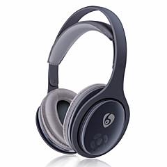 OVLENG MX555 해드폰 (헤드밴드)For미디어 플레이어/태블릿 모바일폰 컴퓨터With마이크 포함 DJ 볼륨 조절 FM 라디오 게임 스포츠 소음제거 Hi-Fi 모니터링(감시) 블루투스