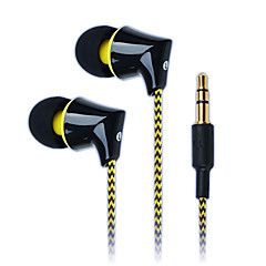 GORSUN GS-A340 High Quality Fashion Design Earphone for all mobile phone For xiaomi mp4 mp3