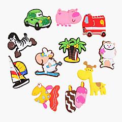 Mıknatıslı Oyuncaklar Kediler Araba PVC Genç Erkek Genç Kız