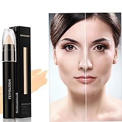 Highlighters & Bronzers Mineraal Plak Glanzende Glitter Lipgloss Olie-regulering Concealer Naturel Ademend VerhelderingGezicht Ogen
