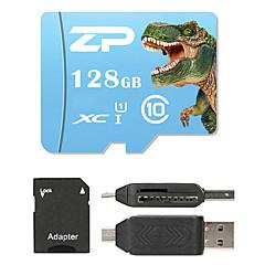 ZP 128GB MicroSD 10. osztály 80 Other Több egy kártyaolvasó Micro SD kártya olvasó SD kártya olvasó ZP-1 USB 2.0