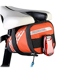 ROSWHEEL® FahrradtascheFahrrad-Sattel-Beutel Rucksackzubehör Wasserdichte Dry Bag Wasserdicht Regendicht Reflexstreifen tragbarTasche für
