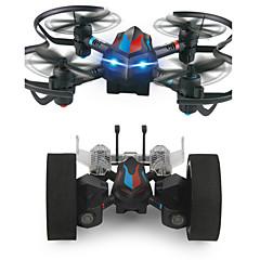 Drone LiDiRC L18 4 Canaux 6 Axes 2.4G - Quadrirotor RC Eclairage LED / Retour Automatique / Mode Sans Tête / FlotterQuadrirotor RC /