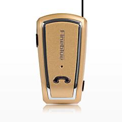 Fineblue F-V3 Kanaal-oordopjes (in gehoorgang)ForMediaspeler/tablet Mobiele telefoon ComputerWithmet microfoon DJ Volume Controle Gaming
