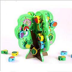 Odstresowywujący Zabawka edukacyjna Hobby Zabawki Zabawne Okrągły Cylindryczny Drewno Tęczowy Dla chłopców Dla dziewczynek
