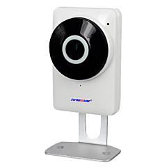 rede de 720p HD 185 graus câmera fisheye p2p IP WIFI com segurança em casa