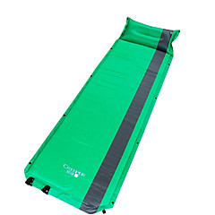 Breathability Picnic Pad Green Blue Camping