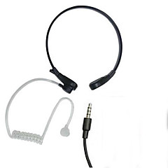 nakarkowy wygłuszającą gardła sens przewodzącą powietrze słuchawki z mikrofonem dla iPhone samsung