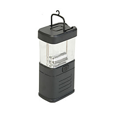 Lights Lanterns & Tent Lights LED 10 Lumens 1 Mode LED AA Compact Size Emergency Camping/Hiking/Caving Traveling Outdoor ABS