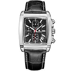 MEGIR® Men's Sport Watch Military Watch Dress Watch Fashion Watch Wrist watch Quartz Digital Calendar Chronograph Water Resistant/Water Proof Watch