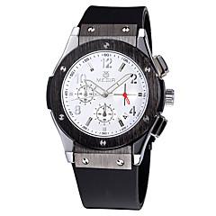 Men's Women's Dress Watch Fashion Watch Wrist watch Quartz Digital Calendar Genuine Leather Band Vintage Charm Casual Multi-Colored Brand