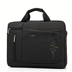Coolbell sac de messagerie de protection 15,6 pouces sac à main multifonction en nylon pour ordinateur portable cb-6005