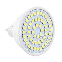 5W GU5,3(MR16) LED-kohdevalaisimet MR16 54 SMD 2835 400-500 lm Lämmin valkoinen Kylmä valkoinen Koristeltu V 1 kpl
