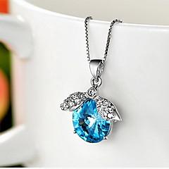 Hangers Kristal Juweeltje Oostenrijks kristal Basisontwerp Uniek ontwerp Modieus Luxe Sieraden Sieraden Voor Dagelijks