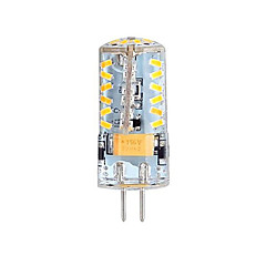 5W G4 LED à Double Broches T 57 SMD 3014 300 lm Blanc Chaud Blanc Froid Décorative AC 12 V 1 pièce