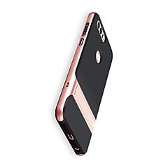 Mert Állvánnyal Case Hátlap Case Egyszínű Kemény TPU mert HuaweiHuawei P9 Huawei Honor 8 Huawei Honor V8 Huawei Mate 9 Pro Huawei Mate 9