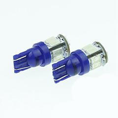 t10 149 W5W 11led 5730smd morno / amarelo / azul 5W 240-280lm luzes de leitura dc12-16v