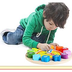 Legpuzzels Educatief speelgoed Bouw blokken DHZ-speelgoed 1 Hout