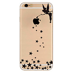 For Ultratyndt Mønster Etui Bagcover Etui Sexet kvinde Blødt TPU for Apple iPhone 7 Plus iPhone 7 iPhone 6s Plus/6 Plus iPhone 6s/6