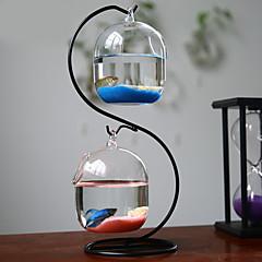 Mini-akvaariot Koristeet Lasi