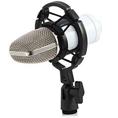 Profesyonel bm700 kondansatör ktv mikrofon kardioid yanlısı ses stüdyo vokal kayıt mikrofon