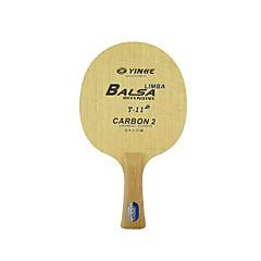 Ping Pang/Table Tennis Rackets Ping Pang Wood Short Handle Pimples