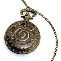 Zegar/zegarek Zainspirowany przez Naruto Naruto Uzumaki Anime Akcesoria do Cosplay