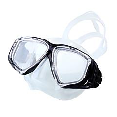 Búvárkodás Maszkok Búvárkodás csomagok Úszás Goggles Vízálló 180 fok Búvárkodás és felszíni búvárkodás Úszás Szilikon