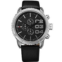 Мужской Женские Унисекс Спортивные часы Нарядные часы Часы со скелетом Модные часы Наручные часы Механические часы КварцевыйНатуральная