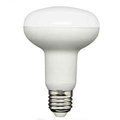 12W E26/E27 LED-kasvivalo R80 9 Teho-LED 1200 lm Vaaleanpunainen Koristeltu Vedenkestävä V 1 kpl