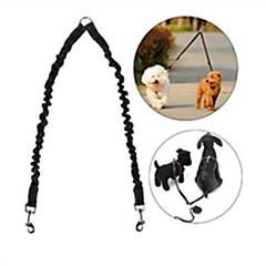 Σκυλιά Λουριά Hands Free λουρί Αντανακλαστικό Προσαρμόσιμη/Τηλεσκοπικό Ασφάλεια Τρέξιμο Μονόχρωμο Κόκκινο Μαύρο Μπλε Νάιλον Λάστιχο