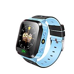 ips '' οθόνη αφής 1,44 έξυπνο ρολόι παιδιά GPS Tracker αντι-χαμένο sos παιδιά έξυπνο βραχιόλι finder απομακρυσμένες ασφάλεια φακό οθόνης