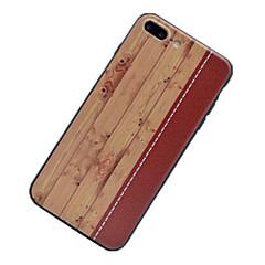 Na Ultra cienkie Wzór Kılıf Etui na tył Kılıf Tekstura drewna Miękkie TPU na OPPO OPPO R9 OPPO R9 Plus