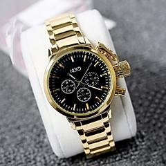 Unissex Relógio Elegante Relógio de Moda Quartzo Japonês Impermeável Lega Banda Legal Casual Luxuoso Dourada Ouro Rose Dourado Ouro Rose