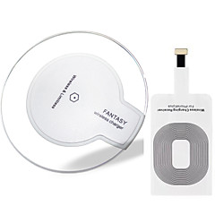 Coiorvis kablosuz şarj cihazı pow banka iphone 7 / 6s / plus / samsung ile