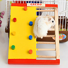 Chinchillas Exercise Wheels Portable Cosplay Wood