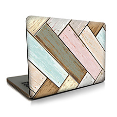 för macbook luft 11 13 / pro13 15 / pro med retina13 15 / macbook12 hopsyende fyrkanter beskrivna äpple laptop case