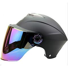 YOHE Motorcycle helmet electric car half helmet men and women general sunscreen summer helmet 361