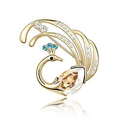 Damskie Broszki Biżuteria Unikalny Osobiste euroamerykańskiej Kamień szlachetny Stop Biżuteria Biżuteria Na Impreza Codzienny Casual