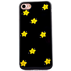For Apple iPhone7 7 Plus 6s 6 Plus Case Cover Little Star Pattern HD Painted IMD Process Thicker TPU Material Phone Case
