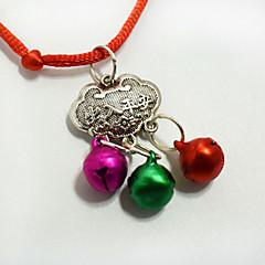 Mody domowych długowieczność zamknąć naszyjnik naszyjnik małe psy koty dzwon kołnierzyk odzież dekoracje akcesoria Boże Narodzenie