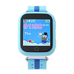 Kids 'WatchesWaterbestendig Lange stand-by Stappentellers Logboek Oefeningen Touch Screen Afstandsmeting Handsfree bellen Anti-verloren